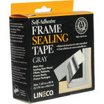 Lineco Frame Sealing Tape - Pressure Sensitive (Gray)