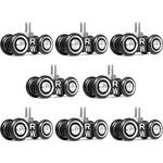 RigWheels RW08 Camera Slider / Dolly RigWheels (8-Pack)