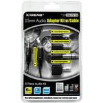 Xtreme Cables 3.5mm Audio Adapter Kit with Cable