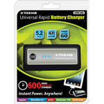 Xtreme Cables 5200mAh Universal Rapid Battery Charger