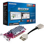 Diamond Multimedia BizView BV500 PCIE 1G GDDR3 Video Graphics Card