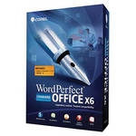 Corel WordPerfect Office X6 Standard Edition (Upgrade)
