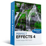 onOne Software Perfect Effects 4 Premium Edition Software (Academic / Government, CD/DVD-ROM)