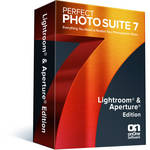 onOne Software Perfect Photo Suite 7 Lightroom and Aperture Edition Software (DVD-ROM)