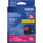 Brother LC105 Innobella Super High Yield XXL Ink Cartridge (Magenta)