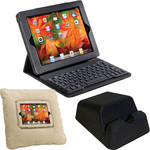 Accessory Workshop TyPad Bluetooth Keyboard Case, typillow & Stand Kit