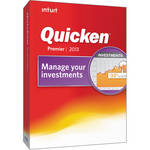 Intuit Quicken Premier 2013 (CD-ROM, 1-User)