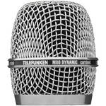 Telefunken Replacement Grill for the Telefunken M80 Dynamic Microphone (Chrome)