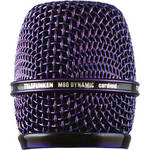 Telefunken Replacement Grill for the Telefunken M80 Dynamic Microphone (Purple)