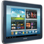 "Samsung 16GB Galaxy Note 10.1"" Tablet (Deep Gray)"