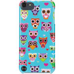 Griffin Technology Wise Eyes Case for iPod touch 5th Gen (Turquoise/Pink Owl Pattern)