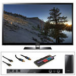"Samsung PN51E550 51"" Class PDP 3D TV Advanced Kit"