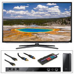 "Samsung UN46ES6100FXZA 46"" Slim Smart LED HDTV Advanced Kit"