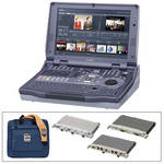 Sony AWS-G500E Anycast Station Live Content Producer with Interface Modules & Case Kit
