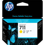 HP 711 Yellow Ink Cartridge