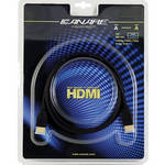 Canare 3' HDMI Cable with Ethernet Channel