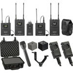 Sony UWP-V6 ENG Dual Wireless Deluxe Kit (42/44 - 638 to 662MHz)