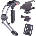 Steadicam Smoothee Kit with GoPro Hero and iPhone 4 Mounts