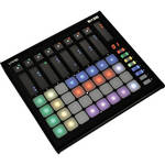 Livid Instruments Base 32-Drum Pad MIDI Controller with Touch Sliders