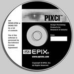 EPIX XCLIB Programming Library with PXIPL for Linux on Intel i386