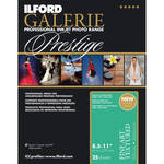 "Ilford GALERIE Prestige Fine Art Textured Paper (220 gsm, 8.5 x 11"", 25 Sheets)"