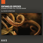 Applied Acoustics Systems Entangled Species Sound Bank and AAS Player Virtual Instrument Plug-in