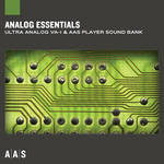 Applied Acoustics Systems Analog Essentials Sound Bank and AAS Player Virtual Instrument Plug-in