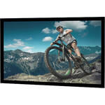 "Da-Lite Tensioned Cinema Contour HDTV Fixed Frame Projection Screen (37.5 x 67"", HD Progressive 1.1 Perf)"