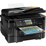 Epson WorkForce WF-3540 Wireless Color All-in-One Inkjet Printer