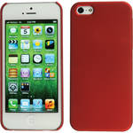 Xuma Snap-on Case for iPhone 5, 5s & SE (Red)