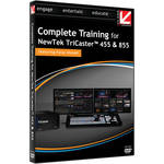Class on Demand Online Training: Complete Training for TriCaster 455 & 855