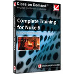 Class on Demand Video Download: Complete Training for Nuke 6