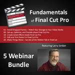 Class on Demand Video Download: Fundamentals of Final Cut Pro