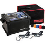 VocoPro JAMCUBE MC 100W Stereo All-In-One Mini PA/Entertainment Package