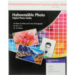 "Hahnemühle Photo Glossy 290 Inkjet Paper (8.5 x 11"", 25 Sheets)"
