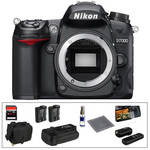 Nikon D7000 Digital SLR Camera Body with Deluxe Accessory Kit