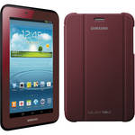 "Samsung 8GB Galaxy Tab 2 7.0"" Tablet (Garnet Red)"