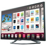 "LG 55"" LA6200 Full HD 1080p Cinema 3D Smart LED TV"