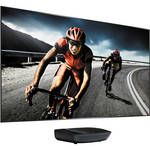 "LG HECTO 100"" Laser LCD TV with Smart TV"