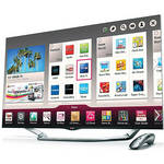 "LG 55"" LA8600 Full HD 1080p Cinema 3D Smart LED TV"