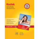 "Kodak Premium Photo Paper (Gloss) - 8.5x11"" - 25 Sheets"