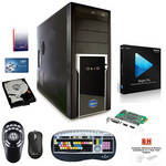 B&H Photo PC Pro Workstation Stratus V3 Based Entry Level Sony Vegas Intensity Pro Editing Card Turnkey