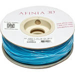 Afinia Value-Line ABS Filament for Afinia 3D Printers (Glow-in-the-Dark Blue, 1.75mm)