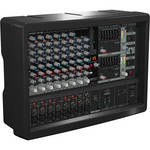 Behringer PMP580S 500W 10-Channel Powered Mixer with KT Multi-FX Processor