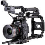 Redrock Micro 15mm ultraCage Black Studio Bundle for Canon C100