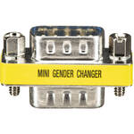 StarTech Slimline Serial DB9 Male to Male Gender Changer