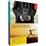 Adobe Photoshop Elements 11 & Premiere Elements 11 for Mac and Windows Student & Teacher Edition (Download)