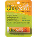 ChopSaver ChopSaver Gold with SPF Lip Balm for Musicians