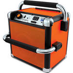 ION Audio Heavy Duty Wireless Speaker System (Job Rocker, Orange)