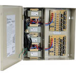 EverFocus AC16-4-2UL  24VAC, 16.8A Resettable Master Power Supply (16-Output)